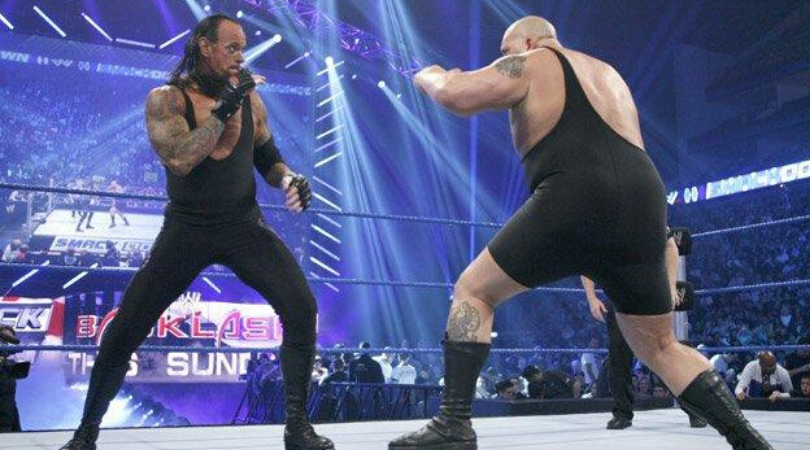 Big Show recounts when the Undertaker told him he'd made it in the WWE