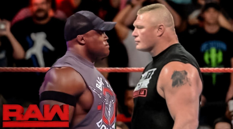 Bobby Lashley says 'Now is a really good time' to face Brock Lesnar