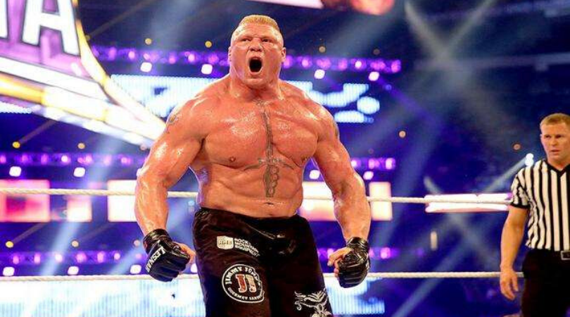 Brock Lesnar set to miss WWE SummerSlam