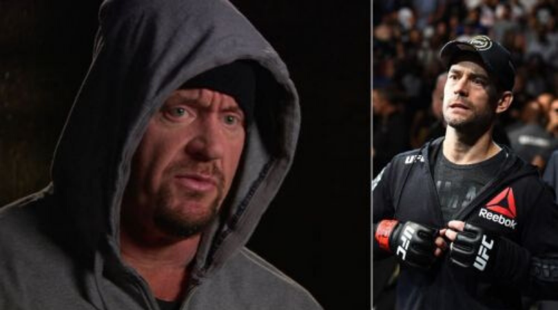 CM Punk doesn't think the Undertaker has retired