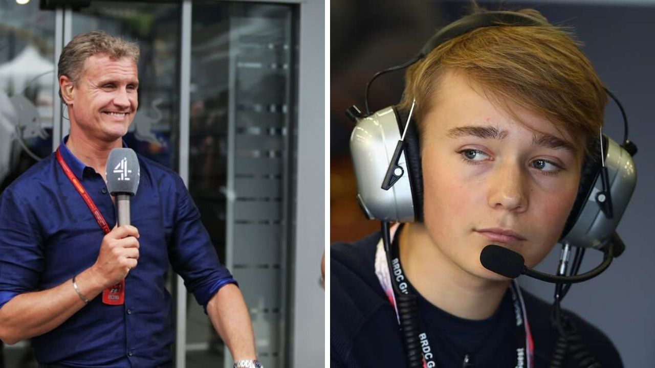 Channel 4 F1 Commentators