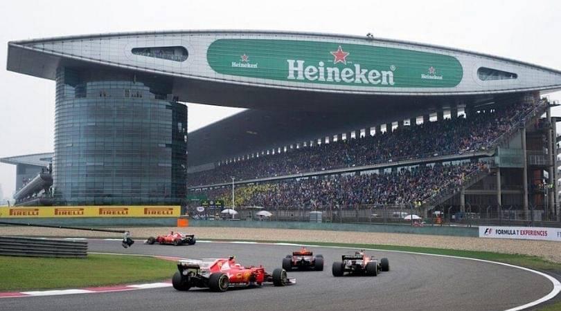 Calendar F1 2020
