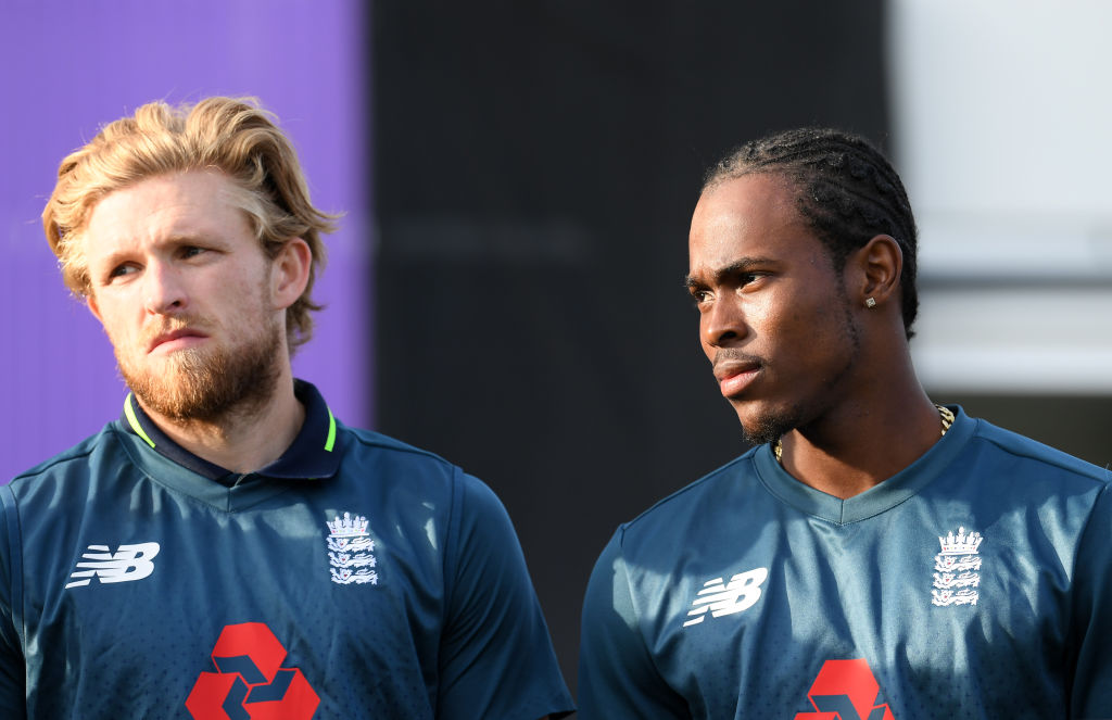 England ODI team for Ireland series: Reece Topley and David Willey handed comebacks in 14-man squad