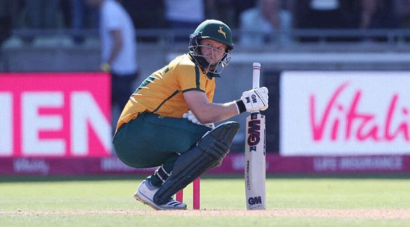 Ben Duckett looking forward to Ireland ODIs with positive head space