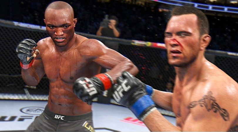 EA Sports UFC 4 Video Game Reveal Date Confirmed