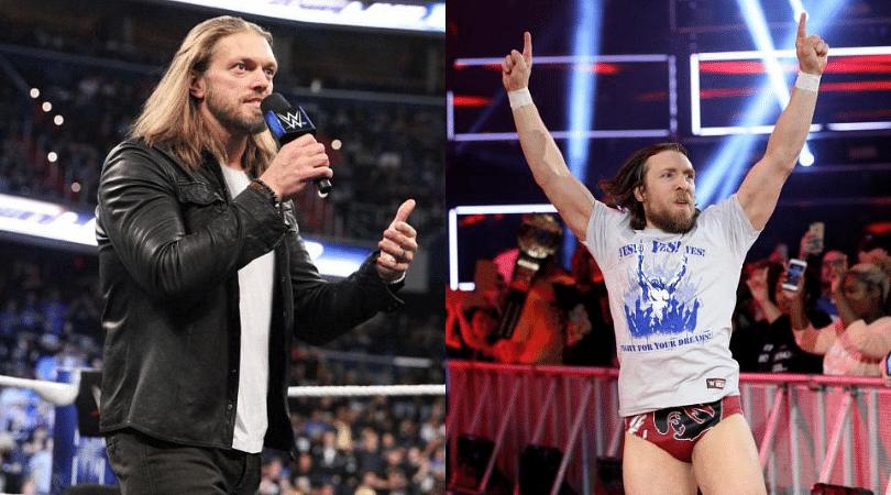 Edge and Daniel Bryan have joined WWE creative team