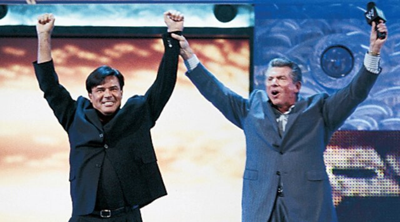 Eric Bischoff on if Vince McMahon has lost his touch with WWE