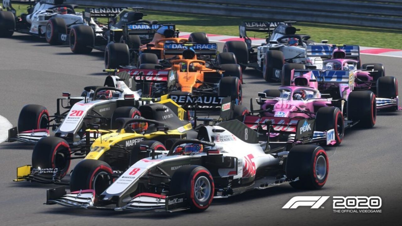 F1 2020 Patch Notes 1.07: Codemasters releases Patch 1.07 for Formula 1 2020 game for all platforms