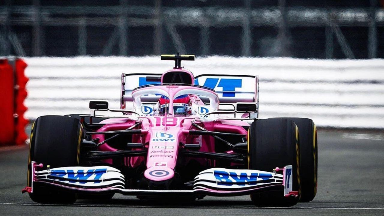 F1 FP2 Results