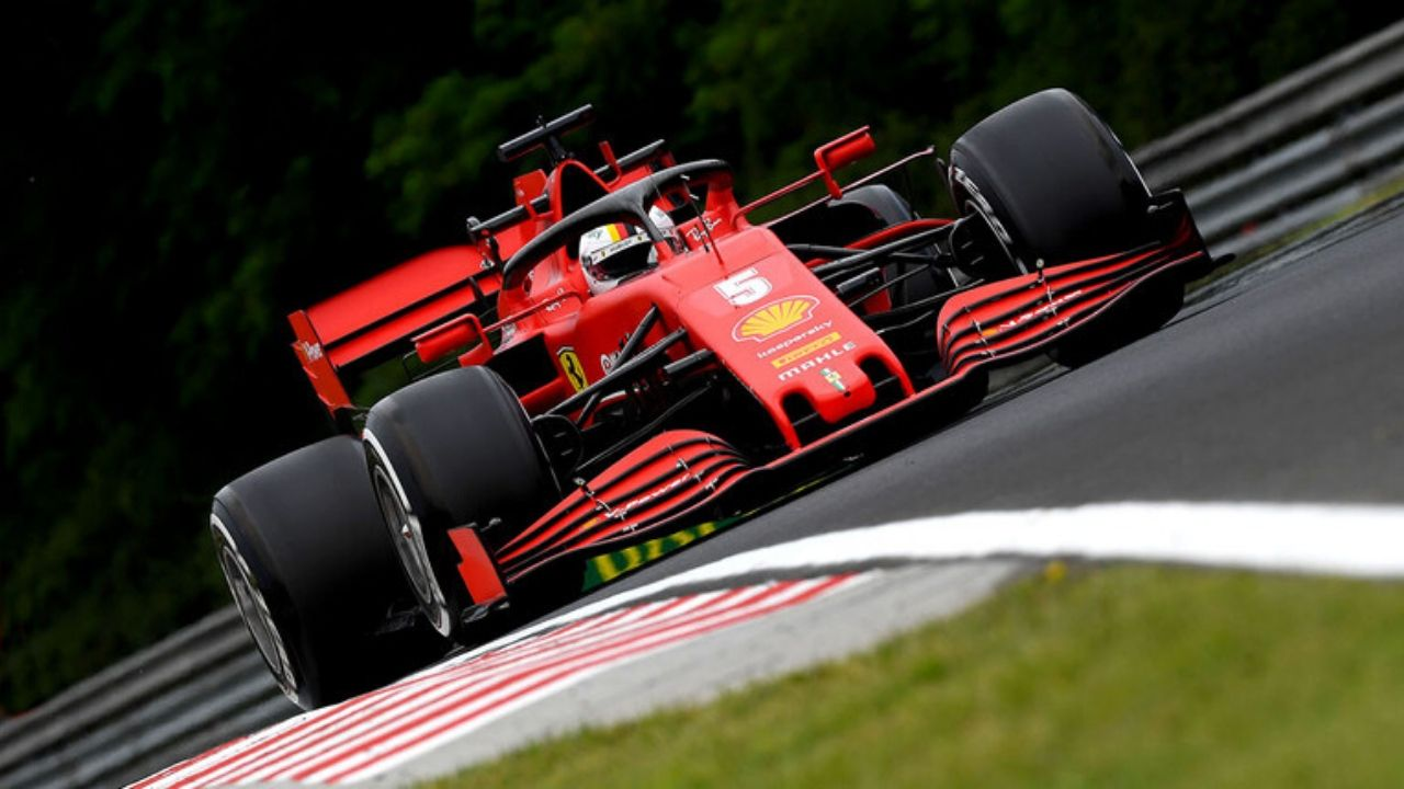F1 FP 2 Results