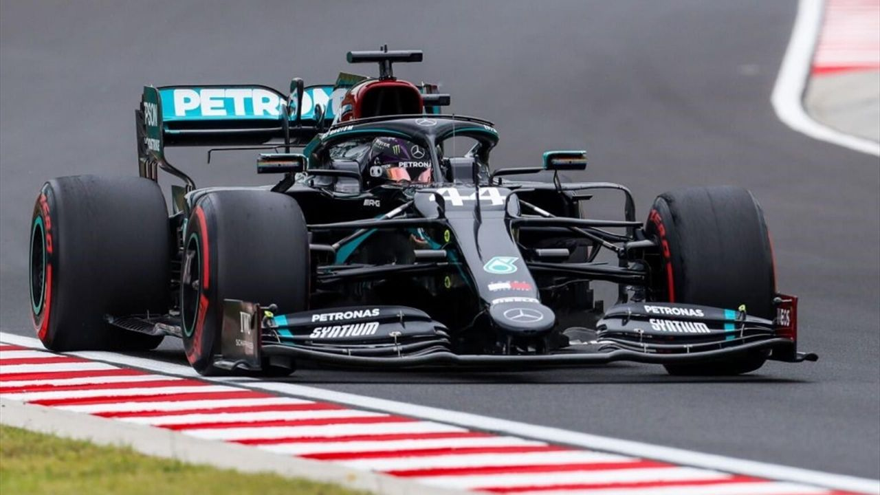 F1 FP3 Results