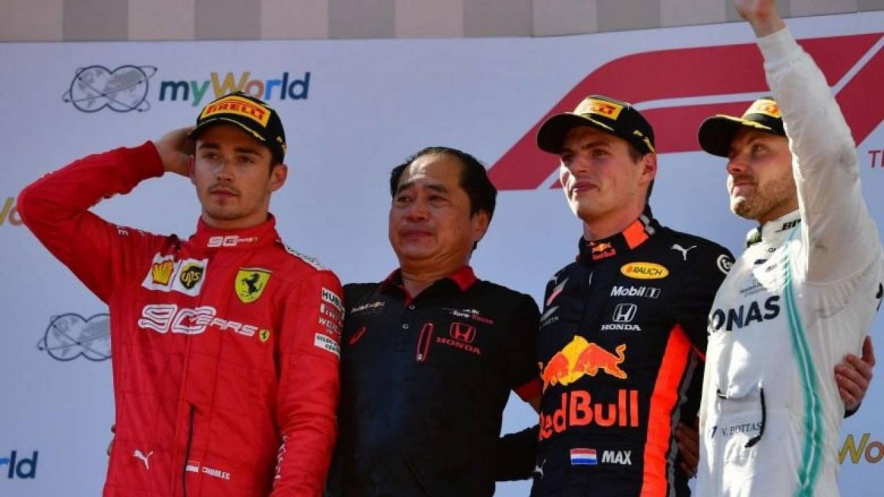 F1 Points System