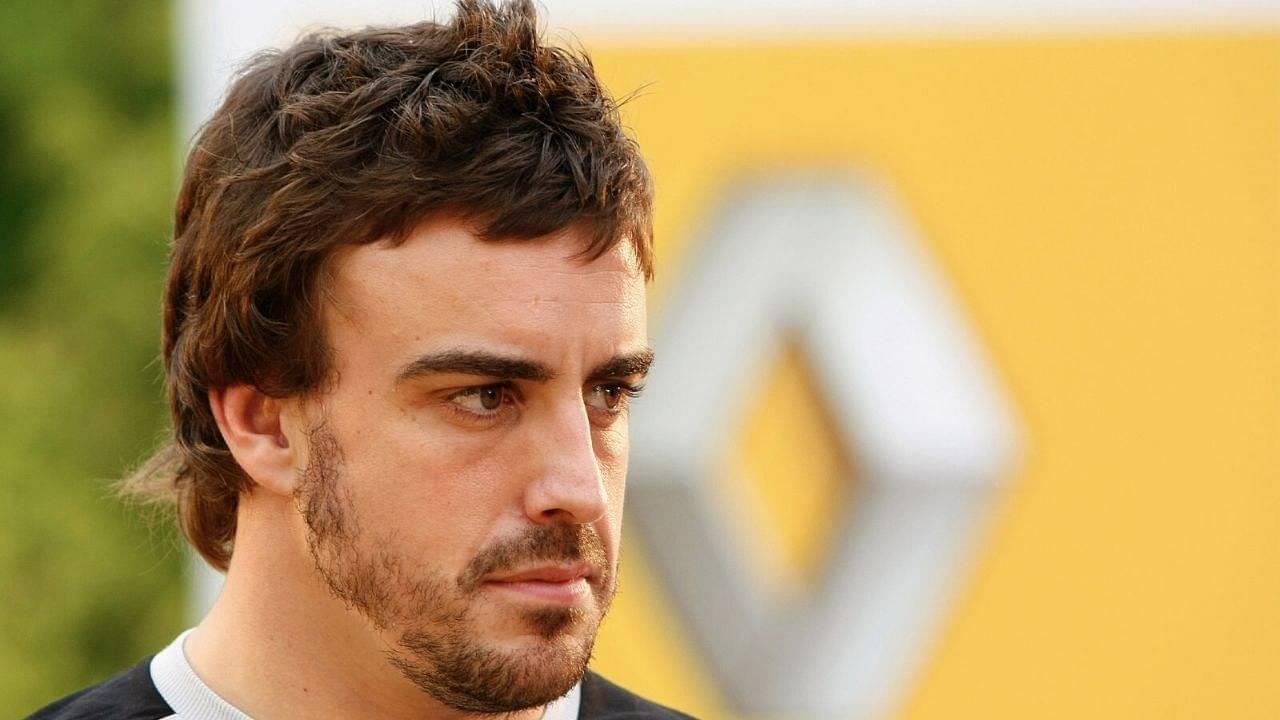 Fernando Alonso to Renault
