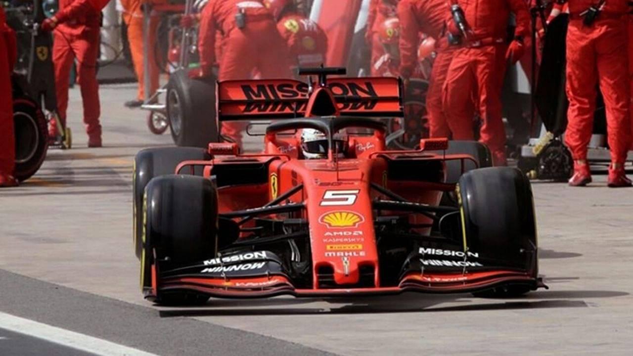 Ferrari F1 News: Charles Leclerc and Sebastian Vettel reflect on their Nurburgring qualifying at the Eifel Grand Prix