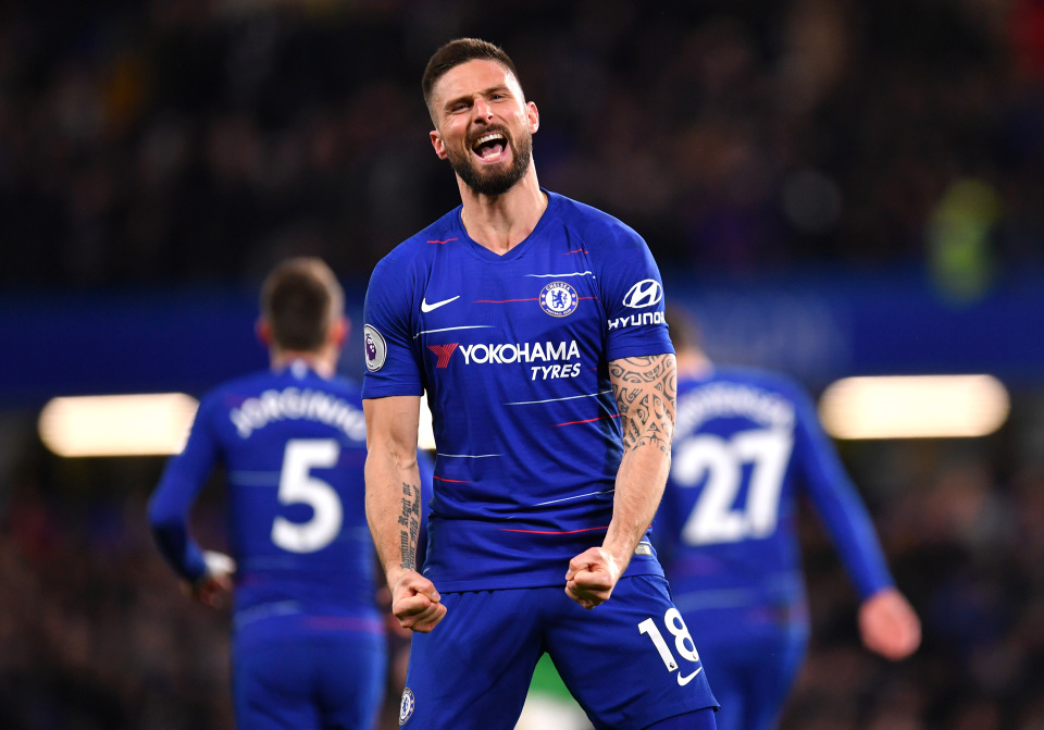 """He's already got a lot of qualities to manage a team"": Olivier Giroud Comes Out In Support Of Frank Lampard"