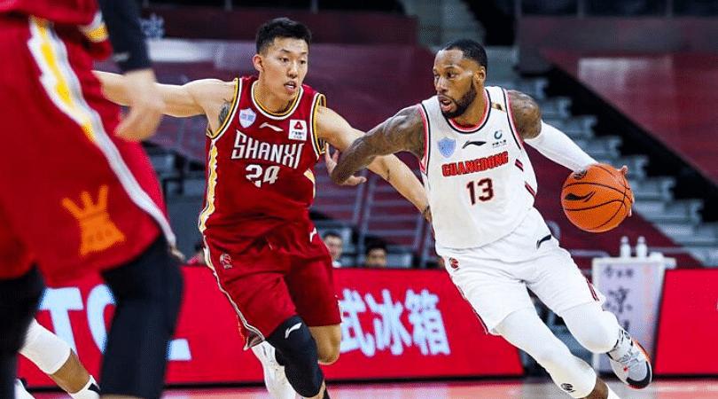 Guangdong Southern Tigers Vs Nanjing Monkey Kings