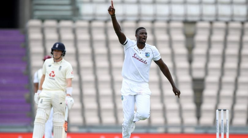 Jason Holder five-wicket haul: Twitter reactions on West Indian captain's career-best figures in Southampton Test