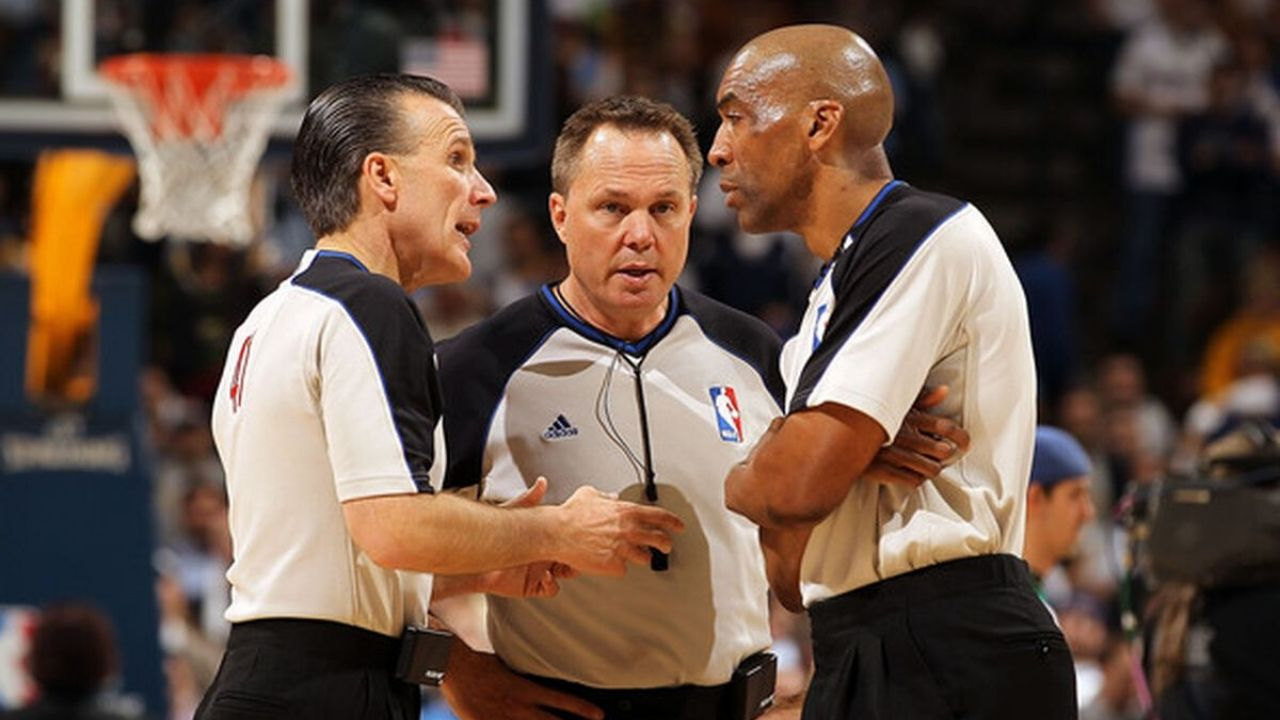 Average Nba Referee Salary
