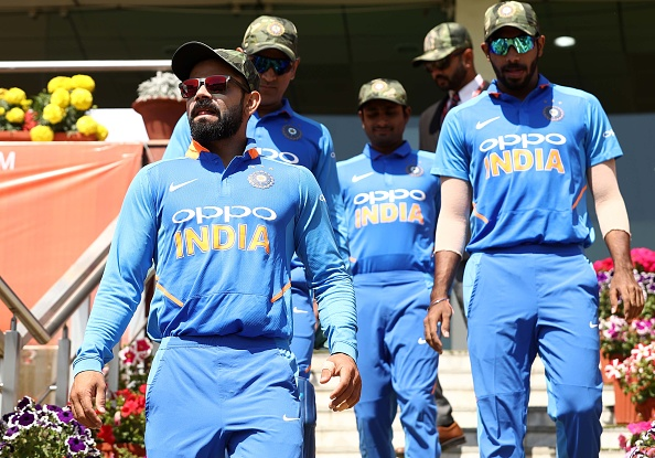 Indian cricketers' training camp to be conducted in Dubai, say reports