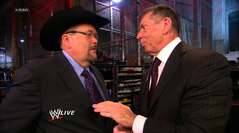 Jim Ross opens up on what WWE did to stop AEW