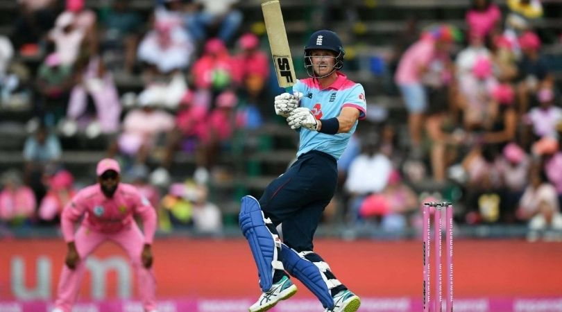 Why is Joe Denly not playing today's first ODI between England and Ireland in Southampton?