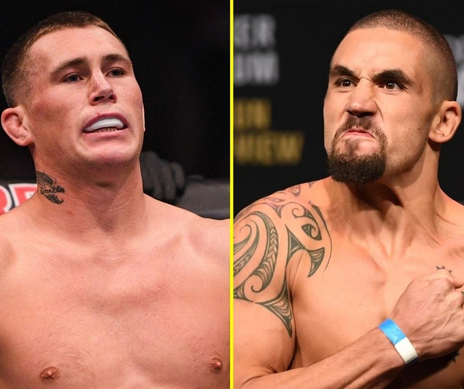 Robert Whittaker Vs. Darren Till: Who is the Favorite to win at the Main Event of UFC Fight Island 3