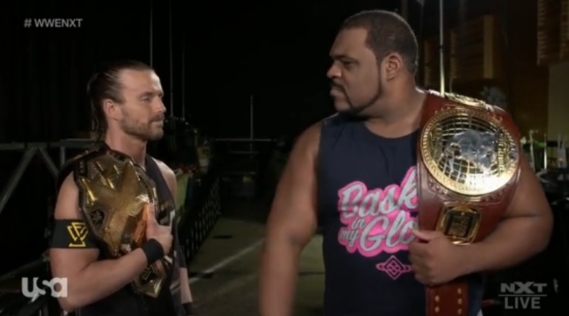 Keith Lee opens up on leaked spoilers of his 'Champion vs Champion' clash against Adam Cole