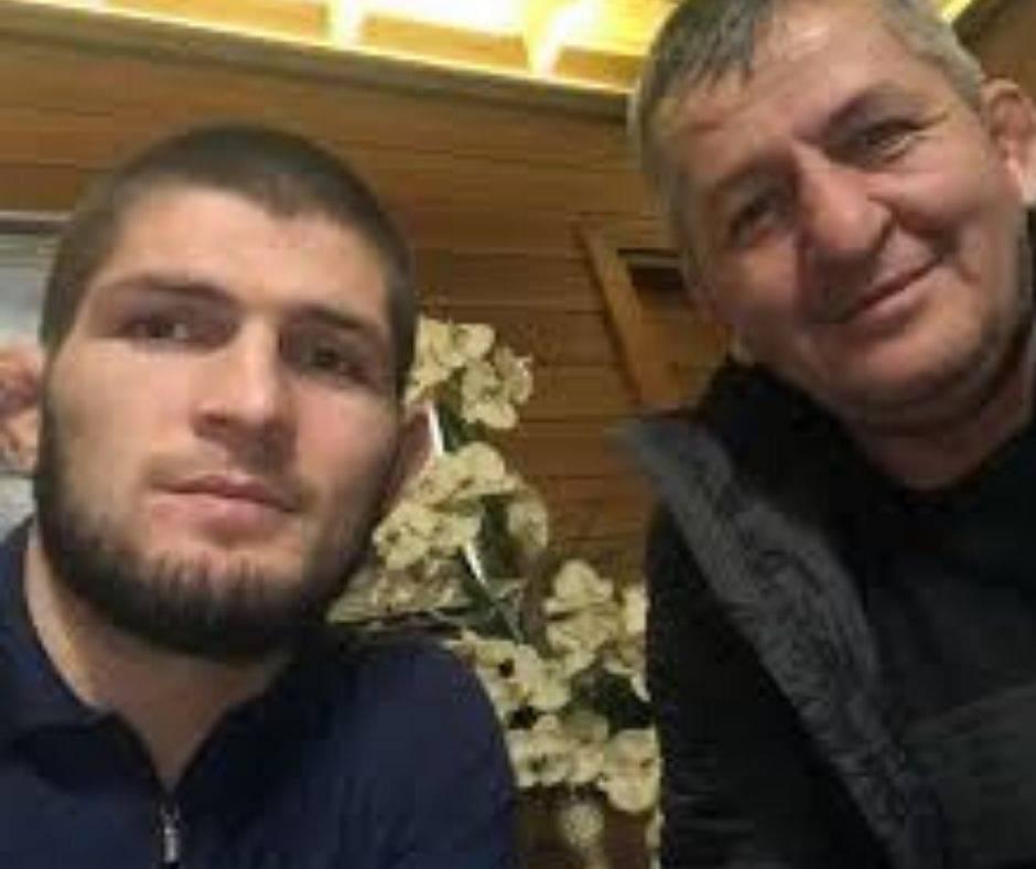 Khabib Nurmagomedov's Father Abdulmanap Nurmagomedov