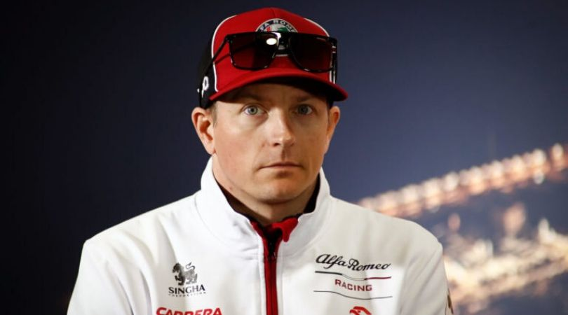 """""""Nothing has been decided yet""""- F1 legend Kimi Raikkonen trashes rumours of extending deal with Alfa Romeo"""