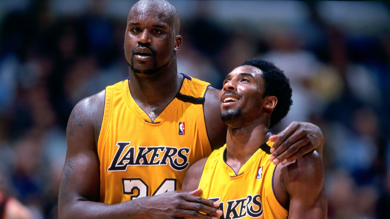 Shaquille O'Neal reveals he first met Kobe Bryant