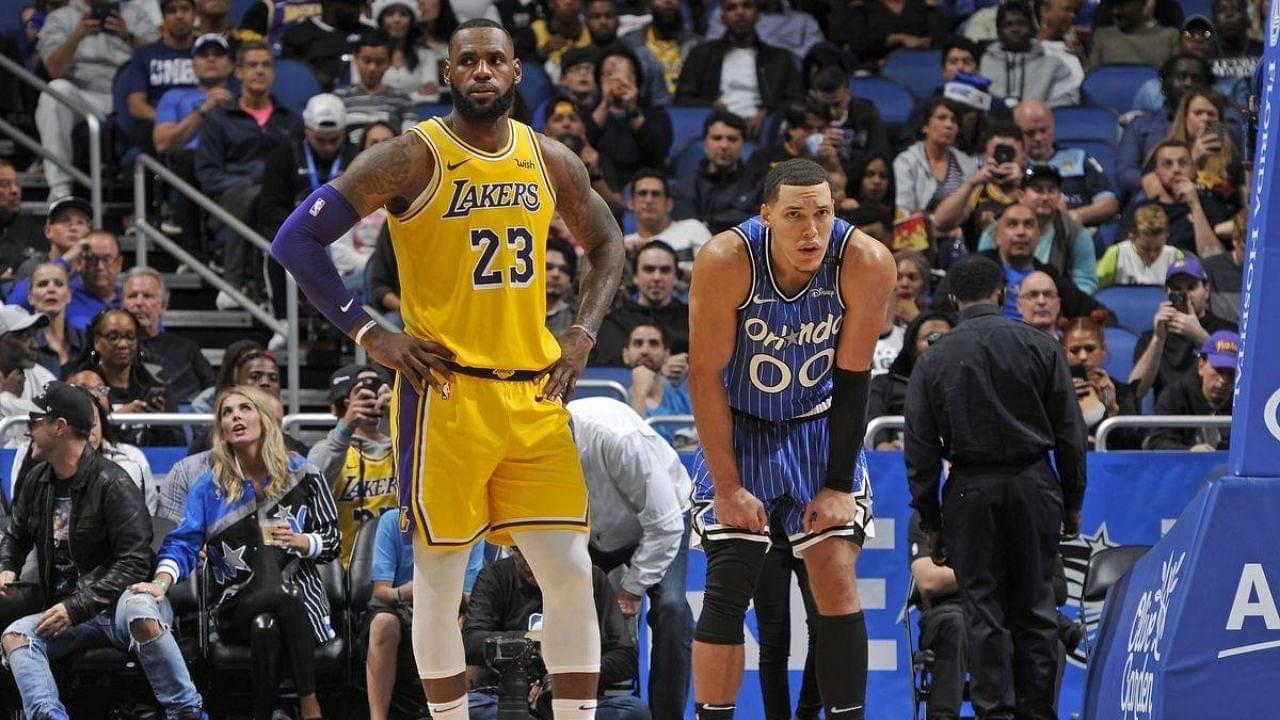 Lakers vs Magic Scrimmage TV Schedule