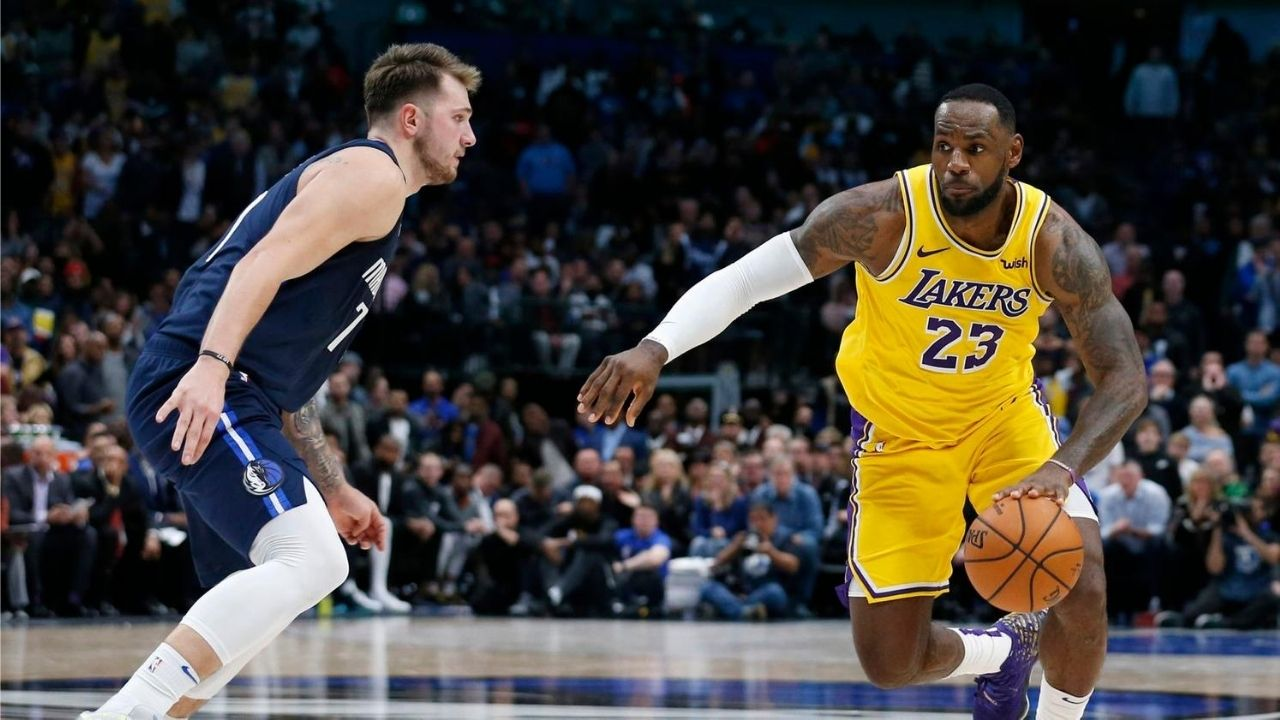 Lakers vs Mavericks Scrimmage Live Stream and TV Schedule
