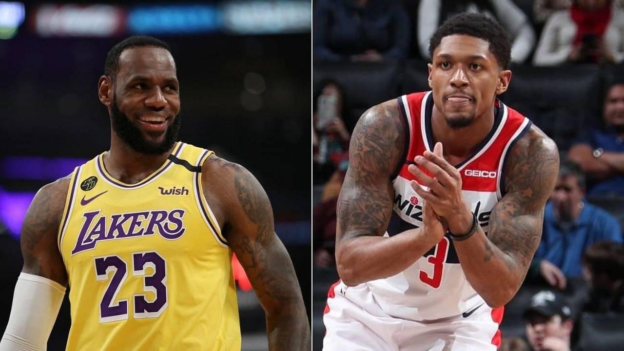 Lakers vs Wizards Scrimmage TV Schedule