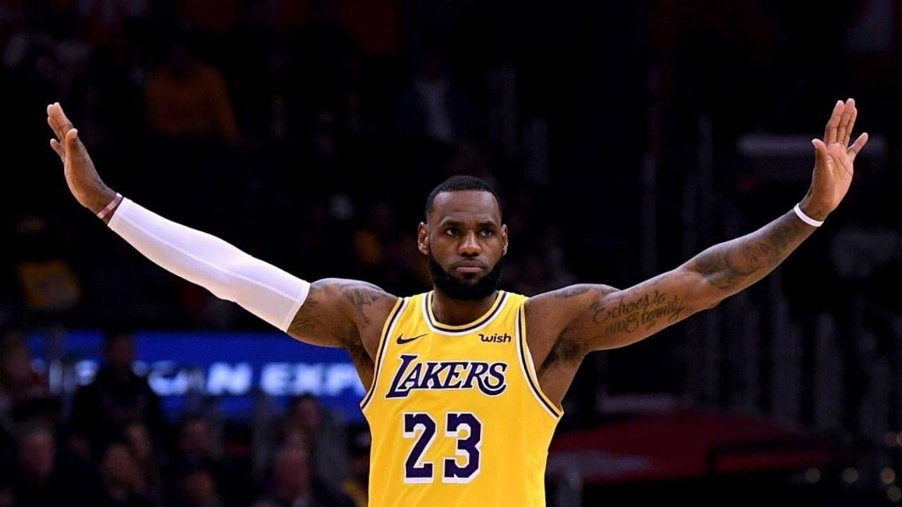 LeBron James deserves to win the MVP award