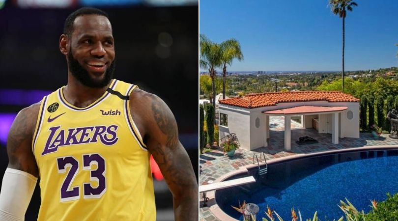 LeBron James new mansion