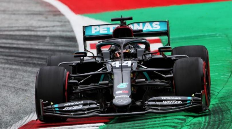 F1 FP3 Results: Mercedes' Lewis Hamilton tops the timings chart in free practice 3 | Formula 1 2020 70th Anniversary Grand Prix