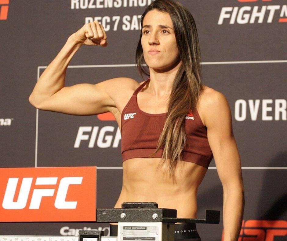 UFC Fight Night: Carla Esparza VS. Marina Rodriguez Scrapped Over COVID-19 Concerns