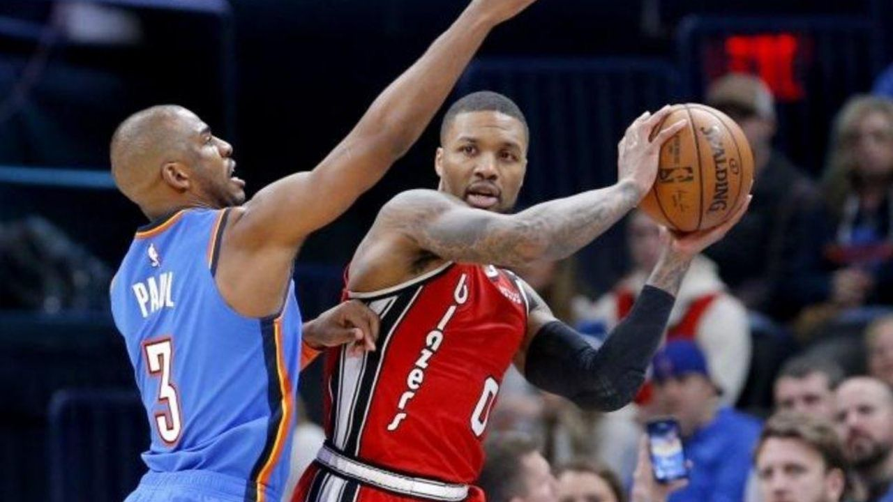 OKC Thunder vs Blazers Scrimmage TV Schedule