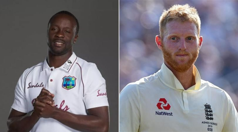 """""""I'm a huge fan of Ben Stokes,"""" says Kemar Roach ahead of The Rose Bowl Test vs England"""