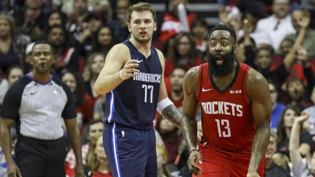 Rockets vs Mavericks TV Schedule