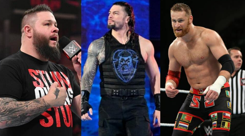 Roman Reigns What action could WWE take on Superstars refusing to show up for work