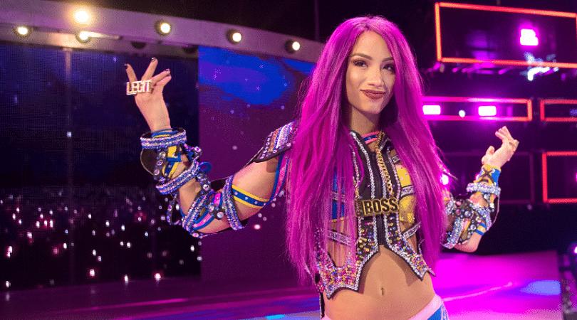 Sasha Banks is the favourite to win WWE Royal Rumble 2021