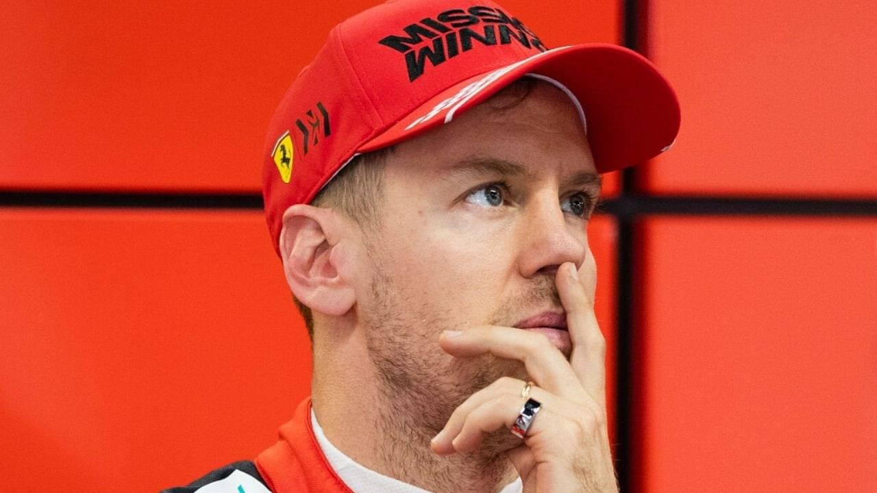 Sebastian Vettel to Aston Martin