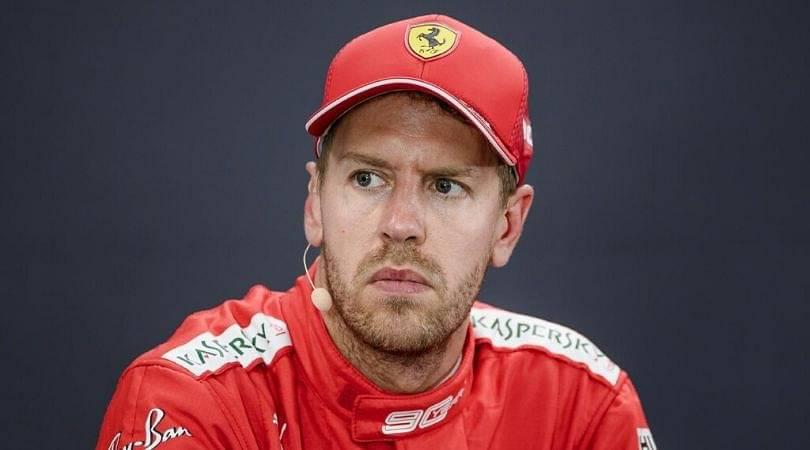 Sebastian Vettel to Mercedes