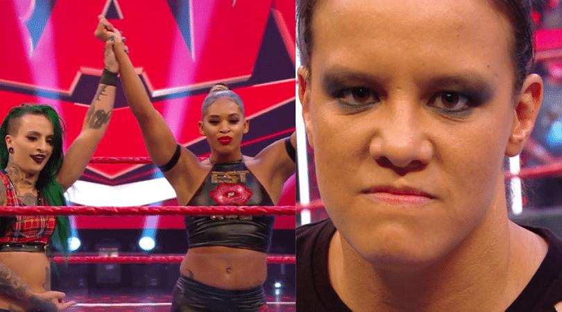 Shayna Baszler and Bianca Belair make stunning returns on WWE RAW