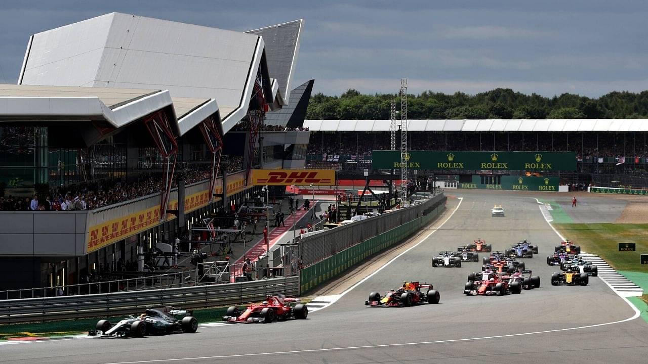 F1 Live Stream Silverstone GP 2020
