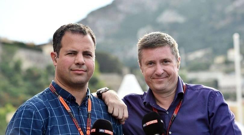 Sky F1 Commentators