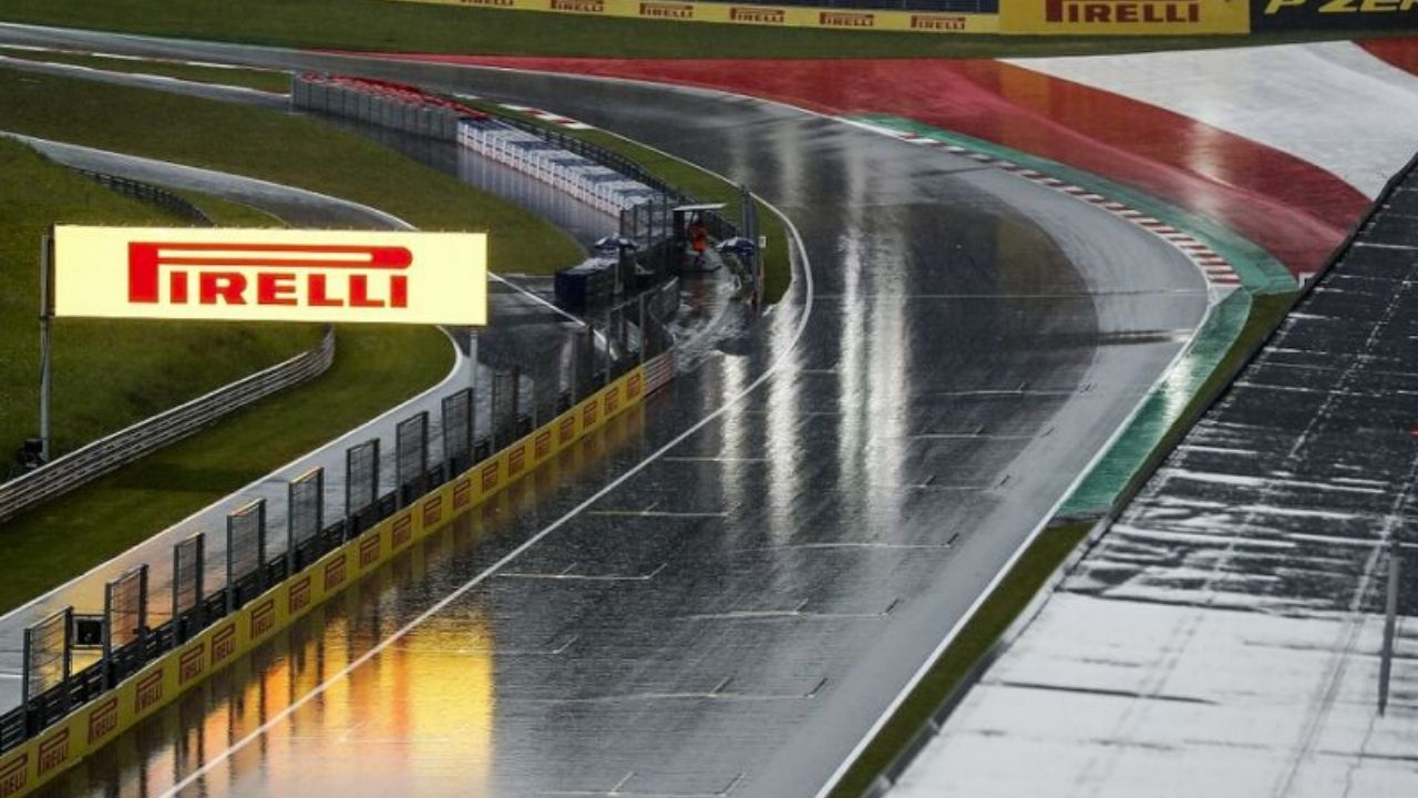F1 Free practice 3 cancelled
