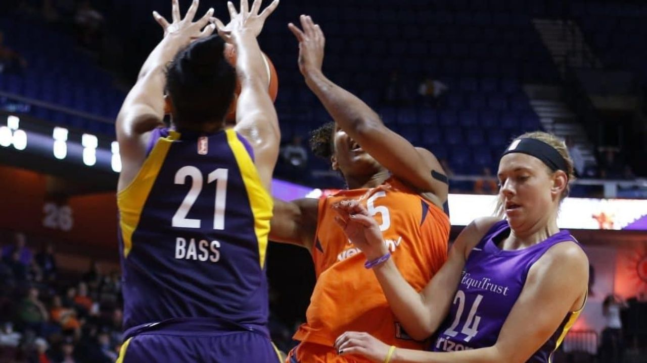 Sun vs Sparks TV Schedule