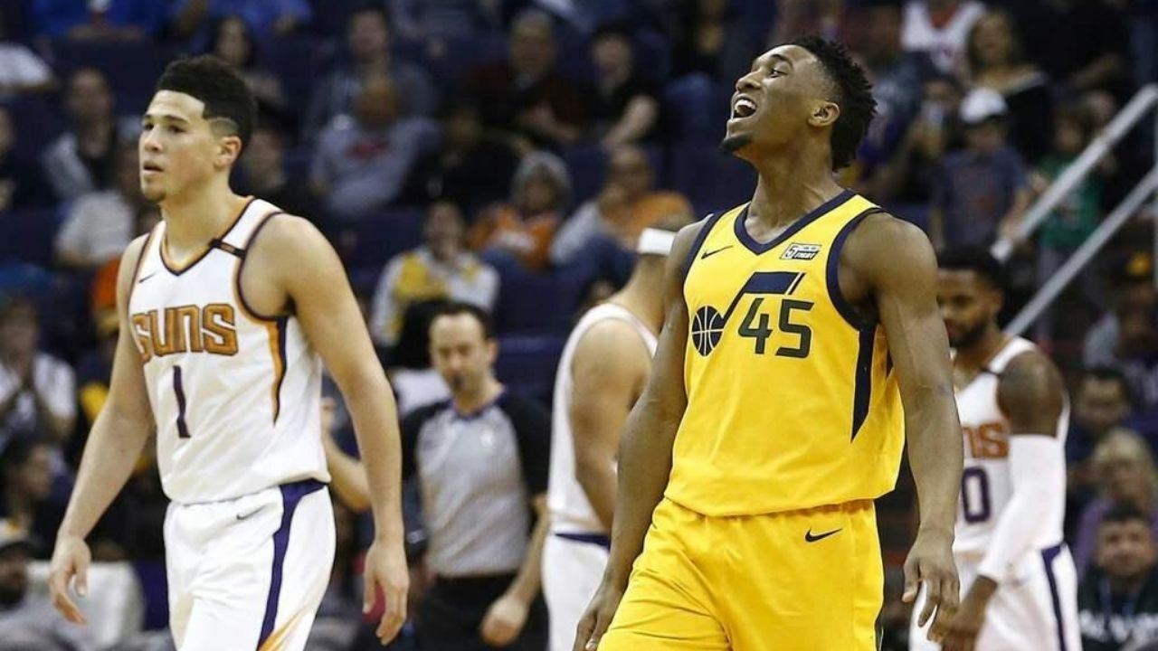 Suns vs Jazz Scrimmage Live Stream and TV Schedule